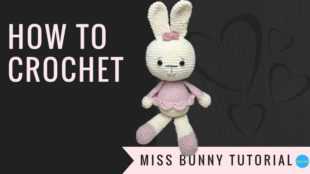 coniglietto Amigurumi tutorial - schema/How to crochet a rabbit ... | 720x1280