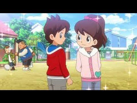 Review Yo Kai Watch Ep 55 Valentineu0027s Day Madness
