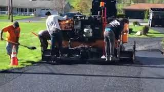 Paving Andreas one driveway at a time