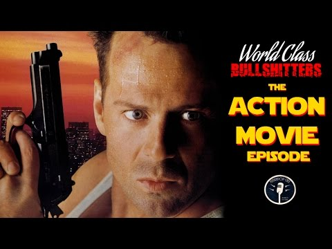 What is the Greatest Action Movie of All Time??? - World Class Bullshitters Episode 12