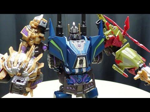 Microblaze Creations MILITARY TITANS: PART 2 (FOC Bruticus): EmGo's Transformers Reviews N' Stuff
