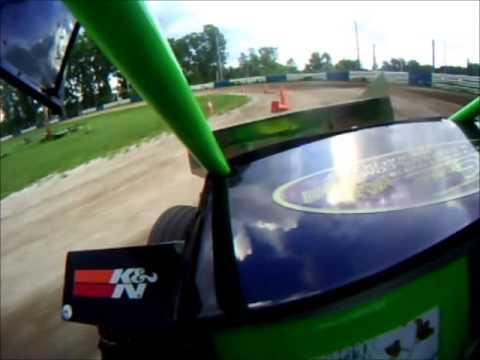 Starlite Speedway, 600 Micro Sprint Hot Laps, 7/5/13
