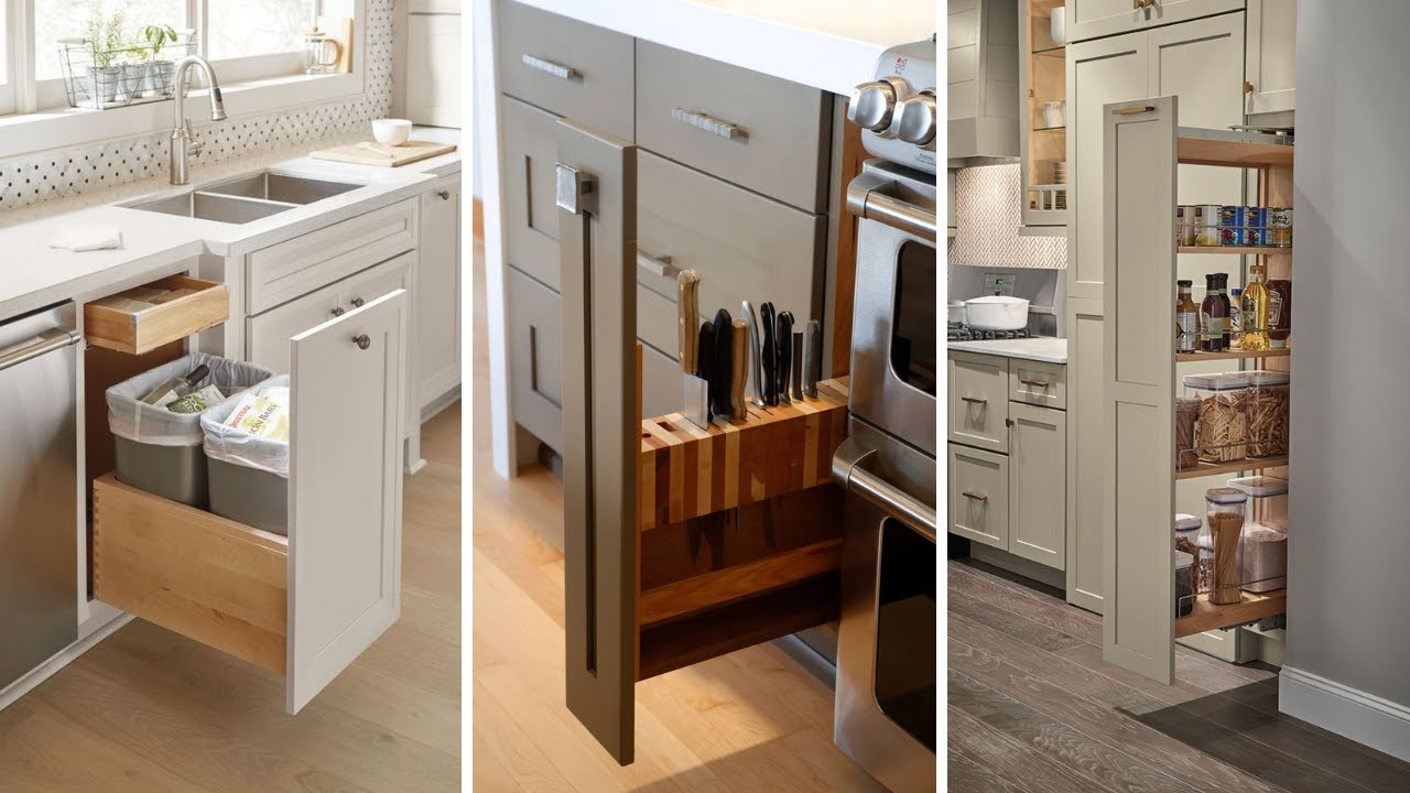 10 Built-in Kitchen Design Ideas