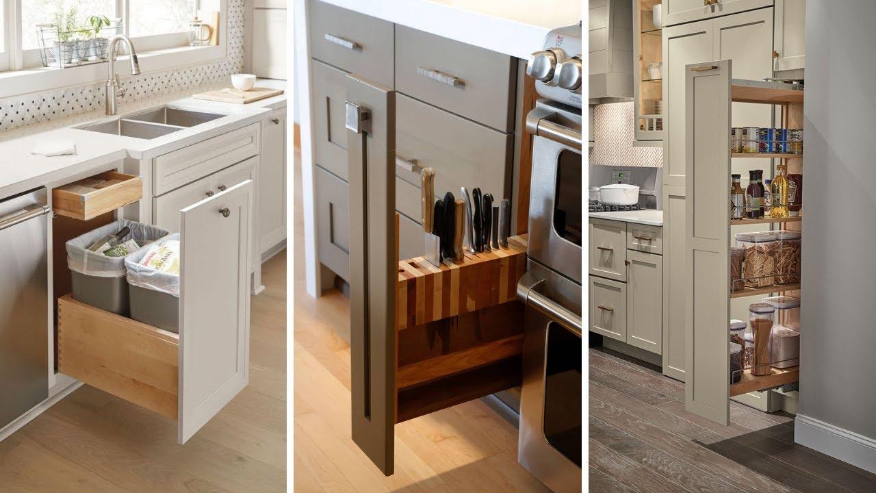 10 Built-in Kitchen Design Ideas
