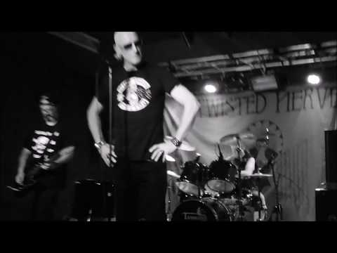 Twisted Nerve live sound check @Traffic Roma 17-06-2017