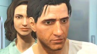 Fallout 4 Геймплей E3 2015 с русскими комментариями HD