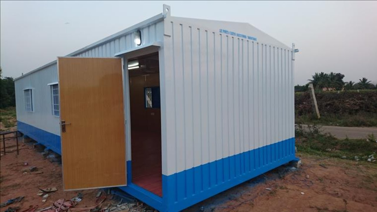 OFFICE CONTAINER// MANUFACTURER IN DELHI// SHIPPING CONTAINER ...