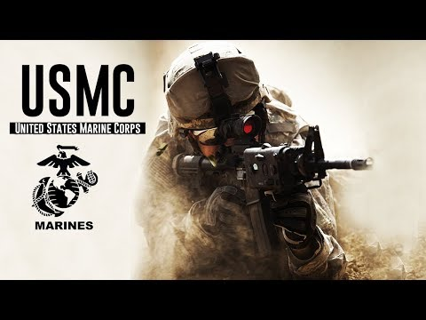 "USMC 2018/ United States Marine Corps • ""Any Given Battle"""