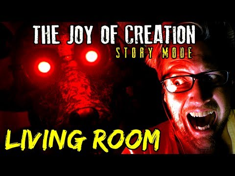 | ARE YOU SERIOUS, FOXY!?!?!?! | - The Joy Of Creation: Story Mode (LIVING ROOM)