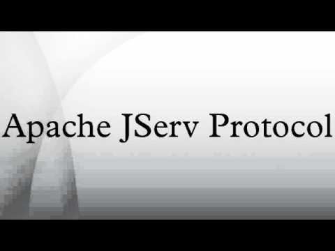 Apache JServ Protocol