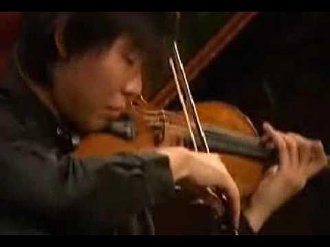 Jiafeng Chen | Ysaye : Solo Sonata No 6 | Queen Elisabeth Violin Competition | 2009