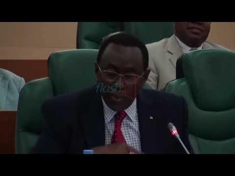 Bernard Makuza ntiyemera ko kunyereza umutungo ari ubuswa
