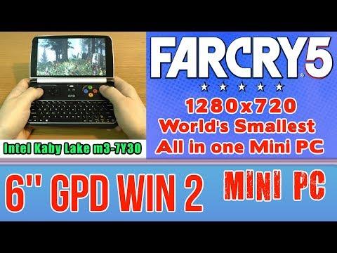 gpd-win-2-far-cry-5-on-handheld-mini-pc---256-gb-ssd-8gb-ram-intel-core-m3-7y30-hd-615