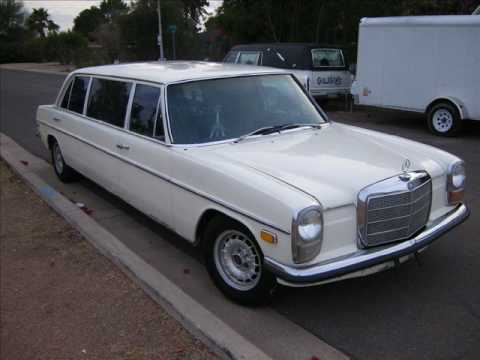 Part 3 Sold 1972 Mercedes Six Door Limo For Sale 3500