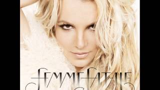 Britney Spears - Inside Out (Audio)