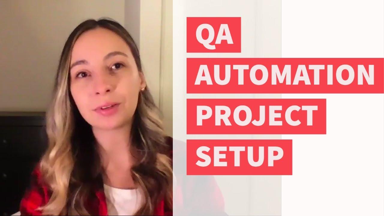 Download QA Automation Project Setup, Python, PyTest, Selenium