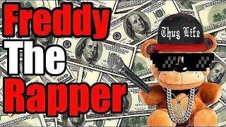 FNAF Plush - Freddy The Rapper!!!
