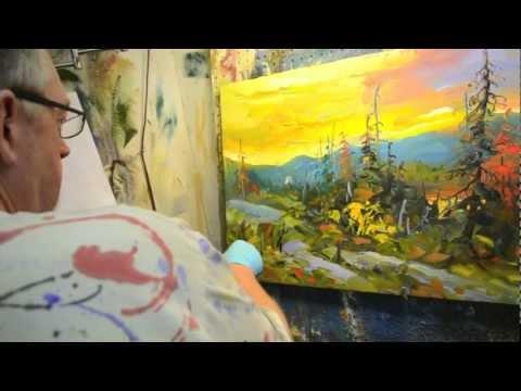 Rod Charlesworth artist