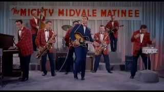 CENA DE CINE-Jerry Lewis-Rock a Bye Baby-1958