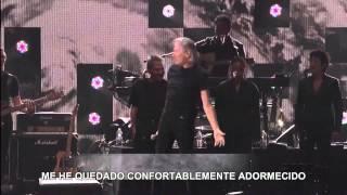 Roger Waters & Eddie Vedder - Comfortably Numb Subtitulado Español