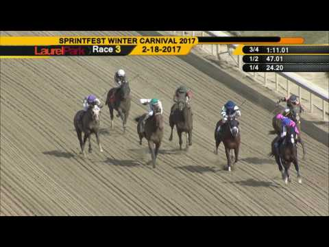 Laurel Park Replays 2 18 17