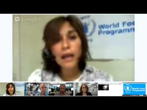 WFP Hangout From Syria