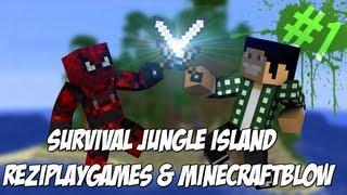 Survival Jungle Island: 1 - Początek
