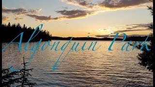 Backcountry Camping in Algonquin Park - Travel with Arianne - Travel Canada #11