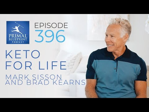Keto for Life: Mark Sisson and Brad Kearns Discuss New Book
