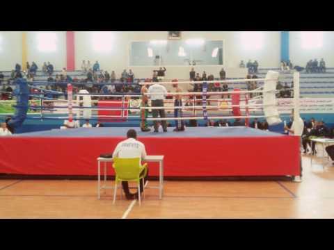 Essaadaoui othmane boxe thai