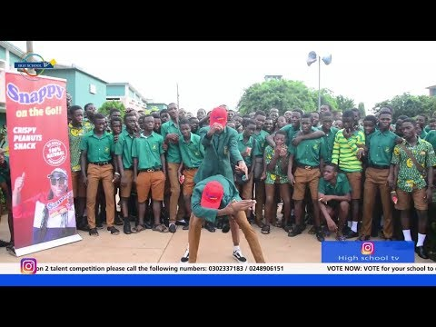 High school TV- WTB SEASON 2 EPI 17 Prempeh College PART 1