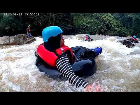 River Tubing @ Sungai Kampar Perak #GTE2017