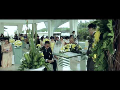 Chapel wedding in Bali.  Ritual Chapel