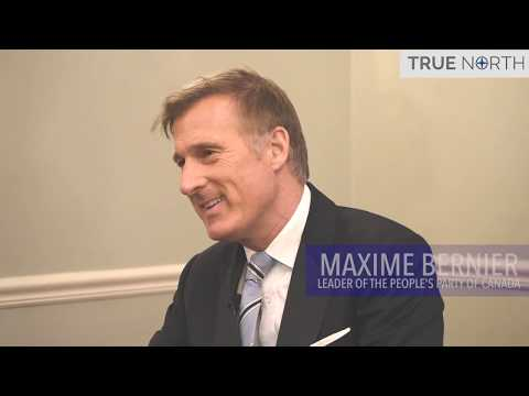 EXCLUSIVE: Andrew Lawton sits down with Maxime Bernier