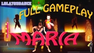 JUST DANCE 2014-MARIA RICKY MARTIN FULL GAMEPLAY