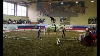 В ОУСЦ «Планерная» прошел Чемпионат России по вольтижировке