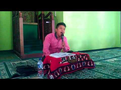 Belajar Qiroah Bersama Ust Firman Ahsani (Vokal alamaak)