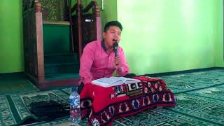 Download Video Belajar Qiroah Bersama Ust Firman Ahsani (Vokal alamaak) MP3 3GP MP4