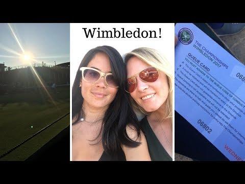 Wimbledon 2017 | Vlog