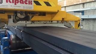 Full Otomatik Çelik Çemberleme Makinası -