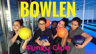 BOWLEN MET DE FUNKY CLUB