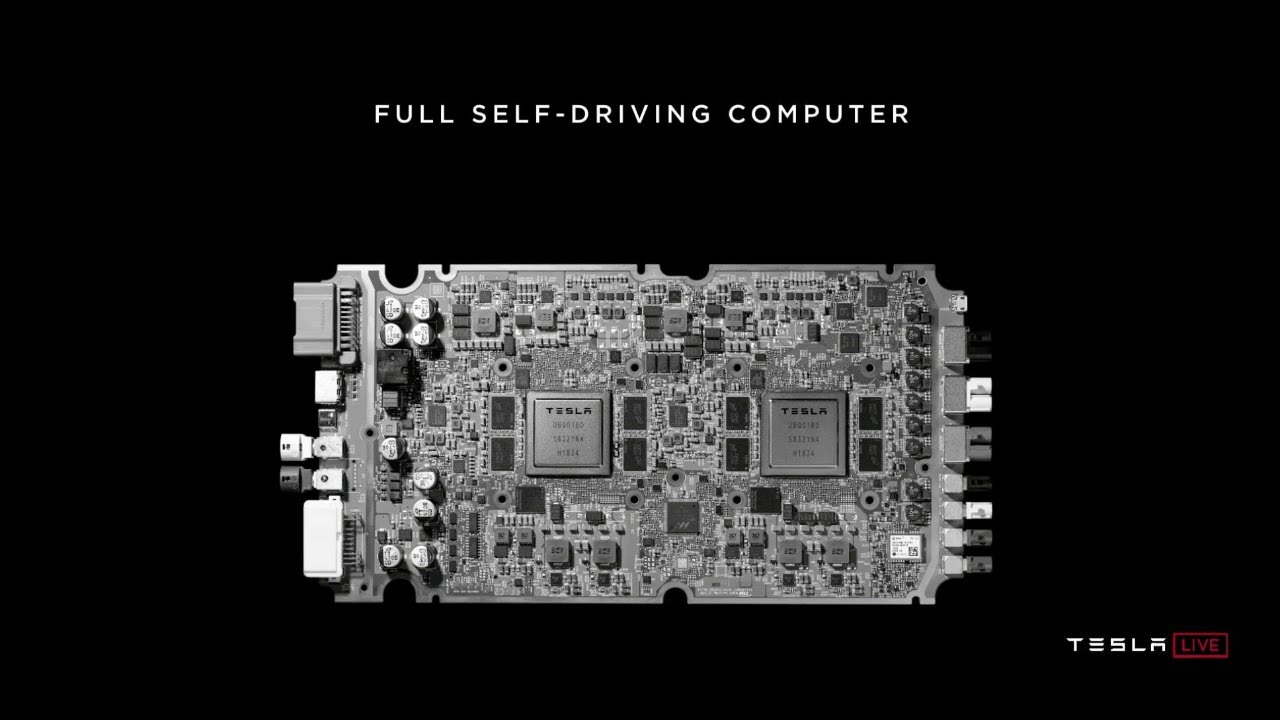 tesla fsd full self driving autopilot 3.0