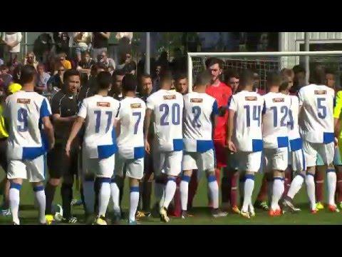 REPLAY - FINAL: Grasshopper Club v. West Ham, Blue Stars/FIFA Youth Cup 2016