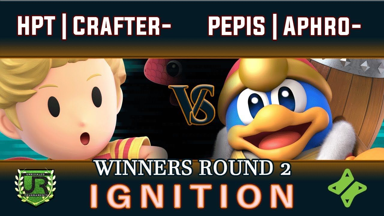 Download Ignition #218 WINNERS ROUND 2 - HPT | CrafterCentury (Lucas) vs PEPIS | AphroTreesiac (King Dedede)