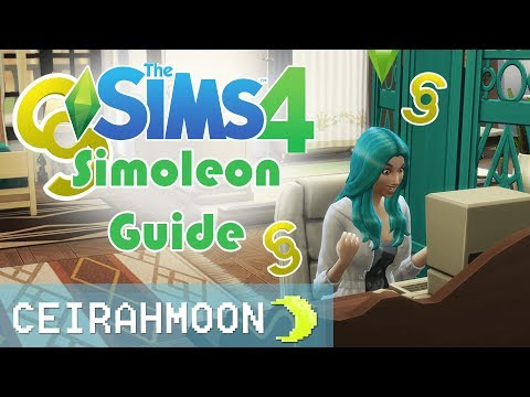 Sims 4: Fast Money Guide! (Stay-At-Home Writer + Royalties)