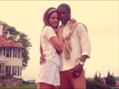 Lana del Rey e ASAP Rocky dating 2014