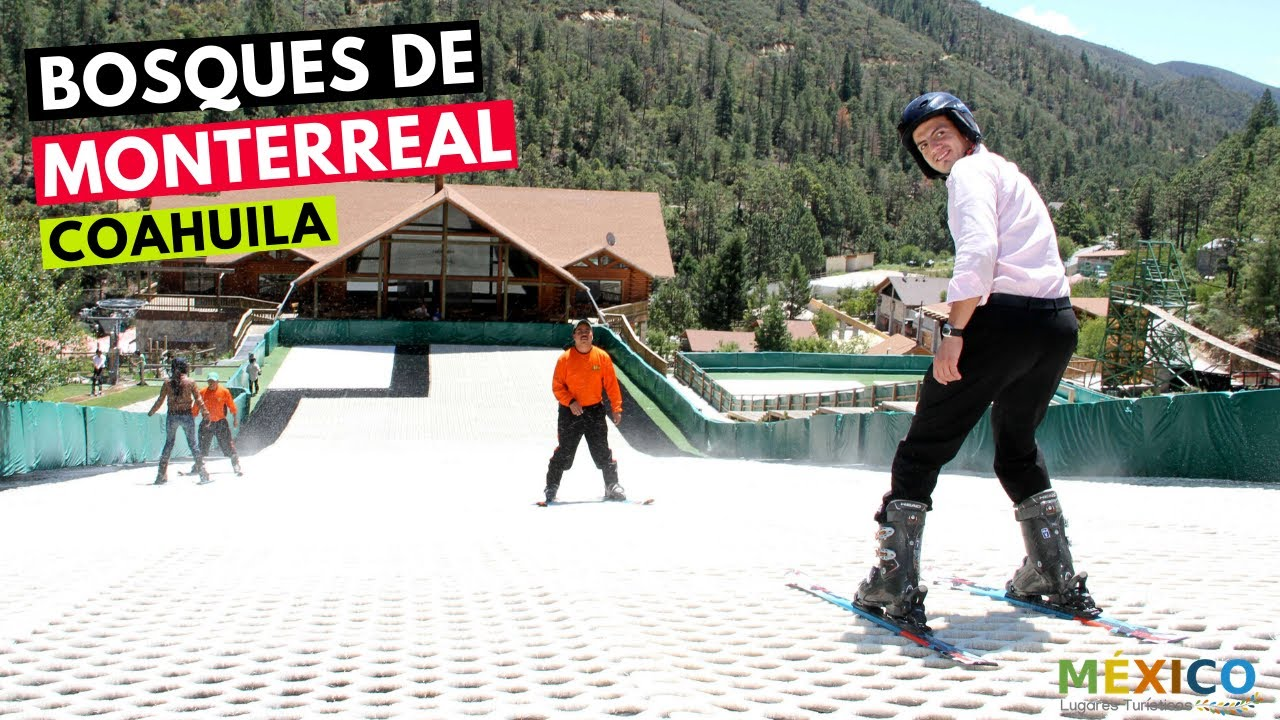 Los Bosques De Monterreal Arteaga Coahuila Youtube