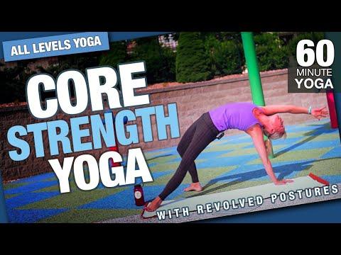 Revolved Yoga Postures Yoga Class - 60 min - Five Parks Yoga