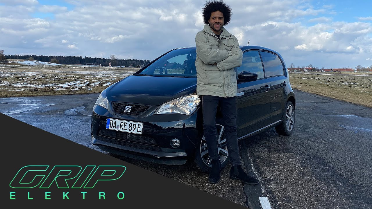 GRIP-Elektro-Check | SEAT Mii electric | GRIP Elektro