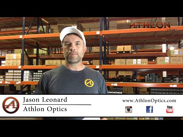 Athlon Optics Testimonial from Michael & his Argos BTR Rifle Scope Experience